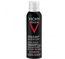 VICHY HOMME Пена для бритья против раздражения кожи