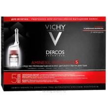 DERCOS AMINEXIL INTENSIVE 5, средство против выпадения волос для мужчин