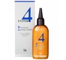 System 4 Moisture Scalp lotion Терапевтический увлажняющий лосьон для кожи головы и тела 100 мл