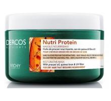 Виши восстанавливающая маска Nutri Protein 250 мл (Vichy, Dercos Nutrients)