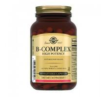 Солгар В-комплекс 330 мг, 50 капсул (Solgar, B-complex)