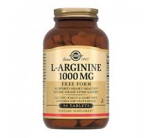 Солгар L-аргинин 1000 мг, 90 таблеток (Solgar, L-arginine)