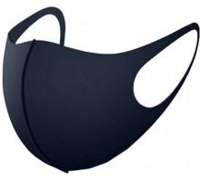 Защитная маска из неопрена, цвет темно-синий 1 шт