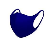 Защитная маска из неопрена, цвет синий 1 шт