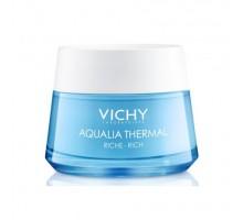 Виши Аквалия Термаль крем увлажняющий насыщенный для сухой и очень сухой кожи, 50 мл (Vichy, Aqualia Thermal)