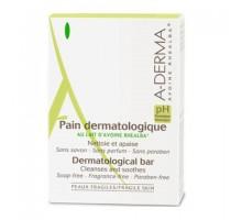 Адерма ультраобогащенное косметическое мыло твердое, 100 г (A-Derma)