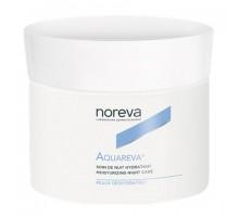 Норева Акварева интенсивный ночной увлажняющий уход 24 часа, 50 мл (Noreva, Aquareva)