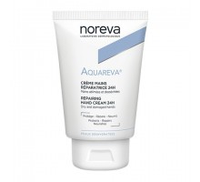 Норева Акварева восстанавливающий крем для рук 24 часа, 50 мл (Noreva, Aquareva)