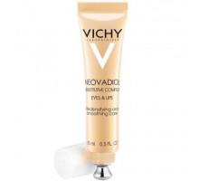Виши Неовадиол крем для контура глаз и губ (Vichy, Neovadiol)