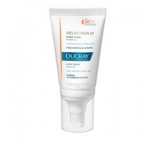 Дюкре Меласкрин легкий фотозащитный крем SPF 50+, 40 мл (Ducray, Melascreen)