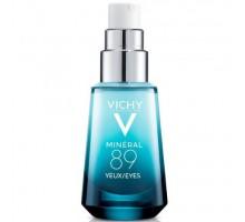 Виши восстанавливающий и укрепляющий уход для кожи вокруг глаз 15 мл (Vichy, Mineral 89)