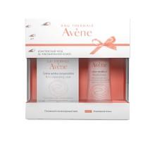 Авен Набор: компенсирующий крем 50 мл + мицеллярный лосьон 100 мл (Avene)