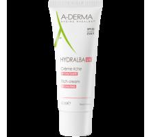 Адерма Гидральба насыщенный увлажняющий крем spf 20, 40 мл (A-Derma, Hydralba)