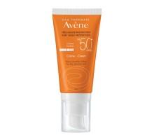 Авен солнцезащитный крем SPF 50+ без отдушек, 50 мл (Avene, Suncare)