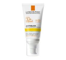 Ля Рош Позе гель-крем для жирной, проблемной и склонной к акне кожи лица SPF 50+, 50 мл (La Roche-Posay, Anthelios)