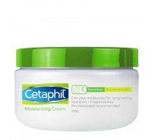 Сетафил крем увлажняющий для лица и тела, 250 мл (Cetaphil)