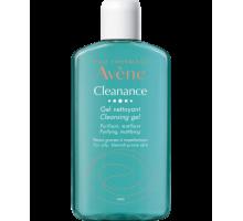Авен Клинанс гель очищающий матирующий, 200 мл (Avene, Cleanance)
