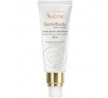 Авен Дермабсолю крем для упругости кожи лица с тонирующим эффектом SPF 30, 40 мл (Avene, DermAbsolu)
