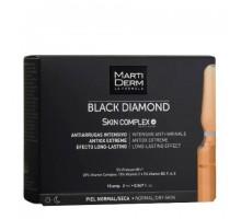 """Мартидерм Блэк Даймонд ампулы """"Скин комплекс+"""" 10*2 мл (MartiDerm, Black Diamond)"""
