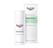 Эуцерин увлажняющий матирующий флюид для проблемной кожи, 50 мл (Eucerin, DermoPURE)