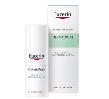Эуцерин успокаивающий, увлажняющий крем для проблемной кожи, 50 мл (Eucerin, DermoPURE)