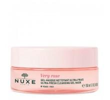 Нюкс Вери Роуз гель-маска освежающая очищающая для лица, 150 мл (Nuxe, Very Rose)
