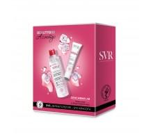 SVR набор: Сенсифин AR крем-уход, 40 мл + Сенсифин AR мицеллярная вода, 200 мл (SVR, Sensifine)