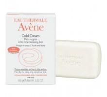 Авен сверхпитательное мыло с колд-кремом, 100 г (Avene, Cold Cream)