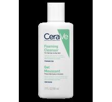 Цераве очищающий гель для нормальной и жирной кожи лица и тела, 88 мл (CeraVe)