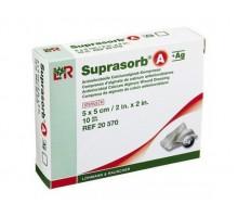 Супрасорб А - кальциево-альгинатная повязка. 5x5 см (Suprasorb A)