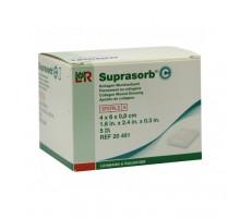 Супрасорб С - коллагеновая повязка, 4x6 см (Suprasorb C)