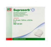 Супрасорб Х гидробаланс 9*9 см 1 шт (Suprasorb X)