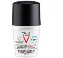 Виши мужской дезодорант-антиперспирант защита от пятен 48ч (Vichy, Vichy Homme)