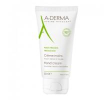 Адерма Эссеншел крем для рук, 50 мл (A-Derma, Essential)