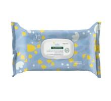 Клоран детские очищающие салфетки с экстрактом календулы 70 шт