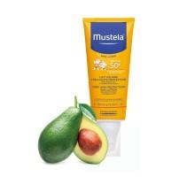 Мустела Бебе солнцезащитное молочко SPF 50+, 200 мл (Mustela, Sun)
