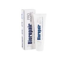 Биорепейр зубная паста отбеливающая Pro White, 75 мл (Biorepair, Отбеливание и лечение)