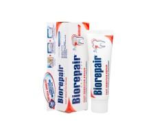 Биорепейр зубная паста для мгновенного снижения чувствительности, 75 мл (Biorepair, Чувствительные зубы)