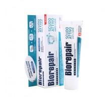 Биорепейр зубная паста активная защита эмали зубов, 75 мл (Biorepair, Отбеливание и лечение)