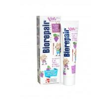 Биорепейр детская зубная паста со вкусом винограда, 50 мл (Biorepair, Детская гамма)