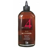 System 4 Bio Botanical Shampoo Био Ботаническая сыворотка от выпадения волос, 500 мл