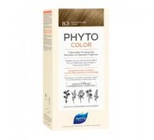 Фито Фитоколор краска для волос 8.3 оттенок светлый золотистый блонд (Phyto)