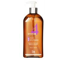 System 4 Shampoo № 3 Терапевтический шампунь для всех типов волос 500 мл