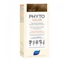 Фито Фитоколор краска для волос 7.3 оттенок Золотистый блонд (Phyto)