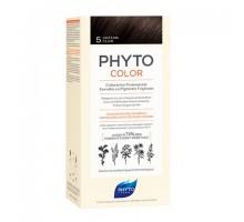Фито Фитоколор краска для волос 5 оттенок Светлый шатен (Phyto)