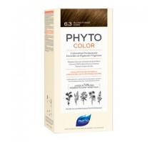 Фито Фитоколор краска для волос 6.3 оттенок Темный золотистый блонд (Phyto)