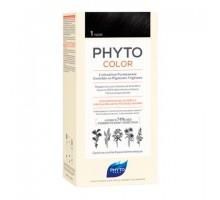 Фито Фитоколор краска для волос 1 оттенок Черный (Phyto)